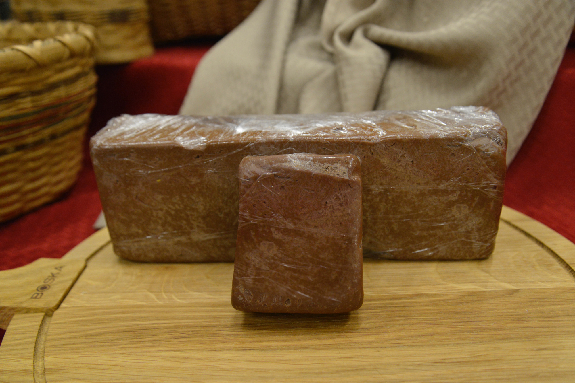 The Mars Cheese Castle - Online Store - Chocolate Cheese Fudge - 2.5lb